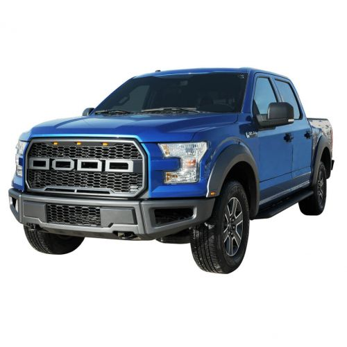Ford f150 2015 2016 raptor style grill grille carfevershop for Miroir ford f 150