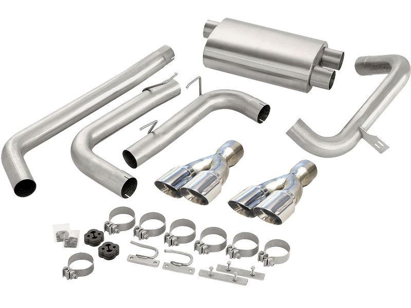 EXHAUST SYSTEMS / MUFFLERS