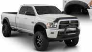 FENDER FLARE DODGE RAM 1500 2009-2018 RAM 2500 2010-2017 RAM 3500 2010-2017 POCKET STYLE