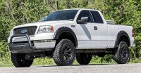 FENDER FLARE FORD F150 2004-2008 POCKET STYLE