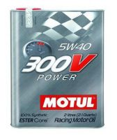 MOTUL GEAR 300V 5W40 SYNTHETIC OIL