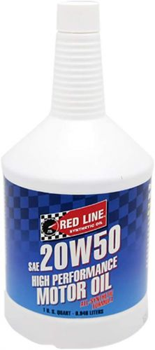 RED LINE SYNTHETIC OIL 2 CYCLE 20W50