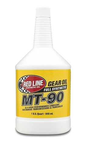 RED LINE SYNTHETIC MT90 OIL 75W90 GL4