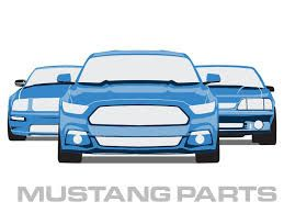 MUSTANG PARTS PIECES