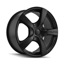 TOUREN TR9 MATTE BLACK WHEEL