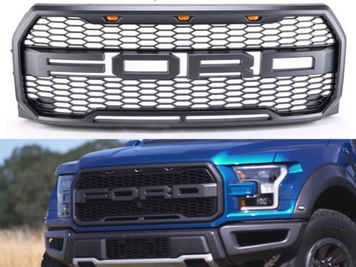 F150 2015-2017 RAPTOR STYLE LED GRILL