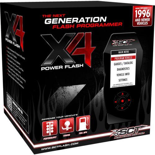 SCT X4 POWER FLASH PROGRAMMEUR 7416