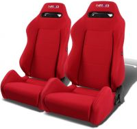 BANC NRG TYPE-R STYLE SEAT PAIRE