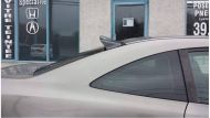 CIVIC 2006-2011 2D REAR WINDOW VISOR SPOILER