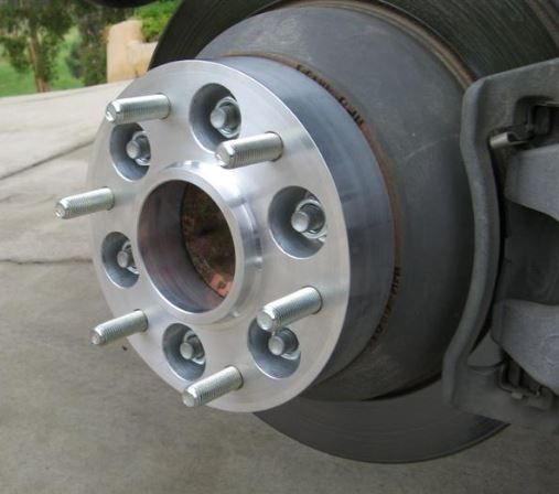 WHEEL SPACER